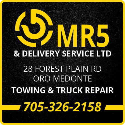 Mr5 & Delivery Service Ltd BAG-HH-KING-ORIL-ON-2