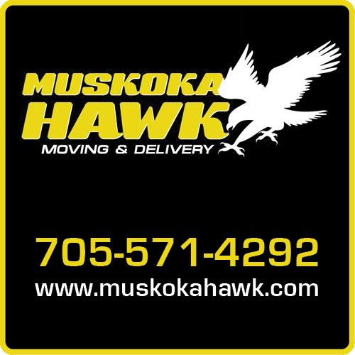 Muskoka Hawk - BAG-YIG-HUNTS-ON-1