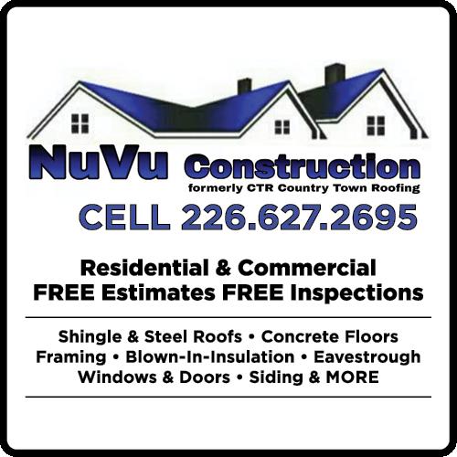 Nuvu Construction BAG-FD-CK-ON-1