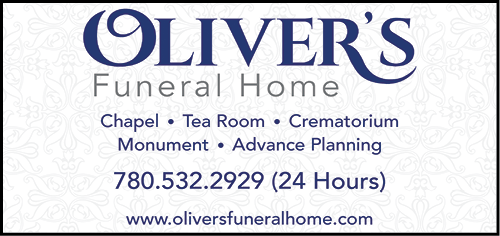 Oliver's Funeral Home BAG-FM-101-GP-AB-2A
