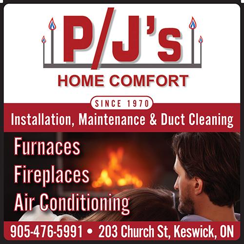 PJ's Home Comfort - BAG-FD-GEORG-ON-1