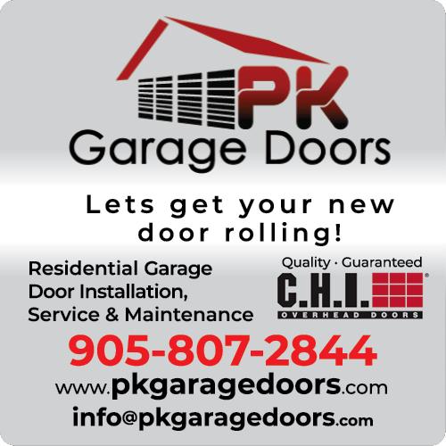 PK Garage Doors - BAG-HH-CAY-ON-1