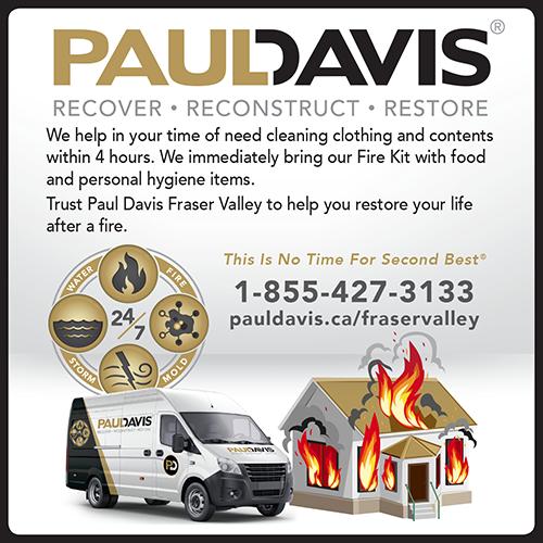 Paul Davis Restoration Inc BAG-FD-MAPLE-BC-1
