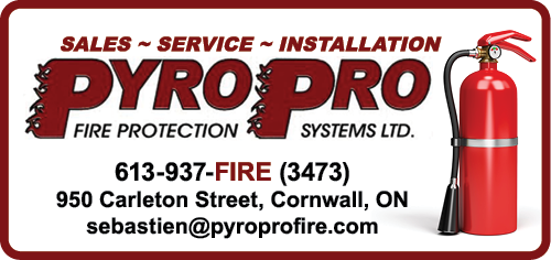 PyroPro Fire Protection Systems - BAG-FD-CORN-ON-1