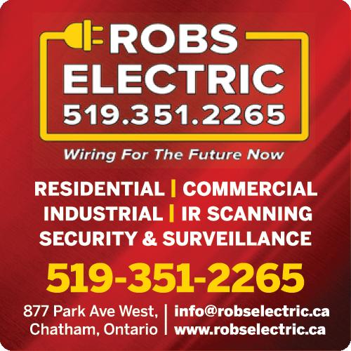 Rob's Electric - BAG-FD-CK-ON-1