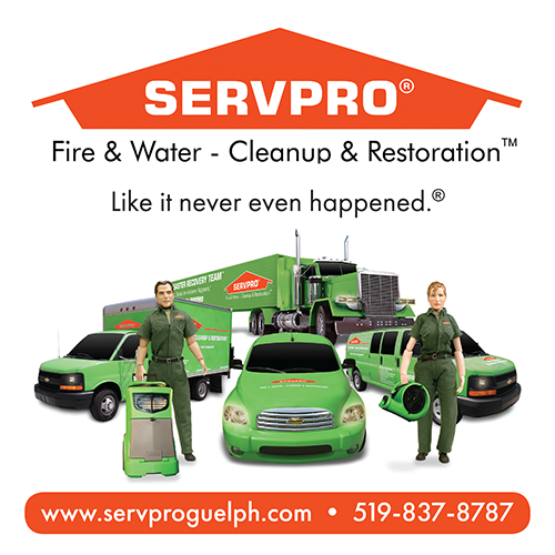 SERVPRO of Guelph - BAG-FD-GUEL-ON-1