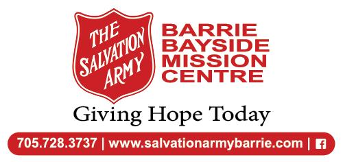 Salvation Army - Barrie - BAG-HH-MIN-BAR-ON-2C