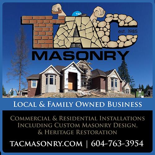 TAC Masonry BAG-HH-223-MR-BC-1C