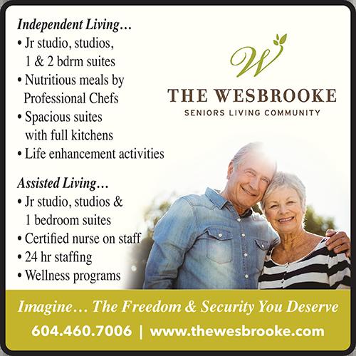 The Wesbrooke Seniors Living Community - BAG-FD-MAPLE-BC-1