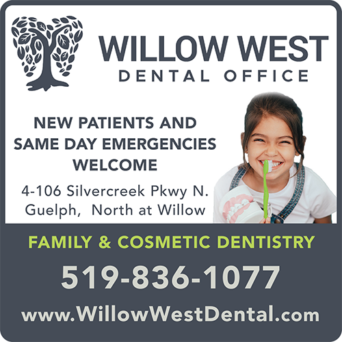 Willow West Dental - BAG-FD-GUEL-ON-1